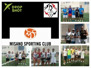 STAGE DI PADDLE IN MISANO SPORTING CLUB